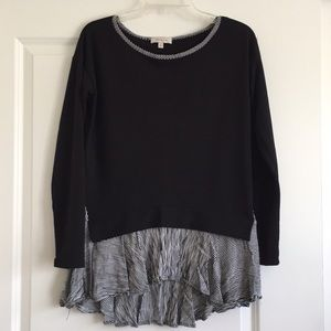 Sweaters - Striped sweater